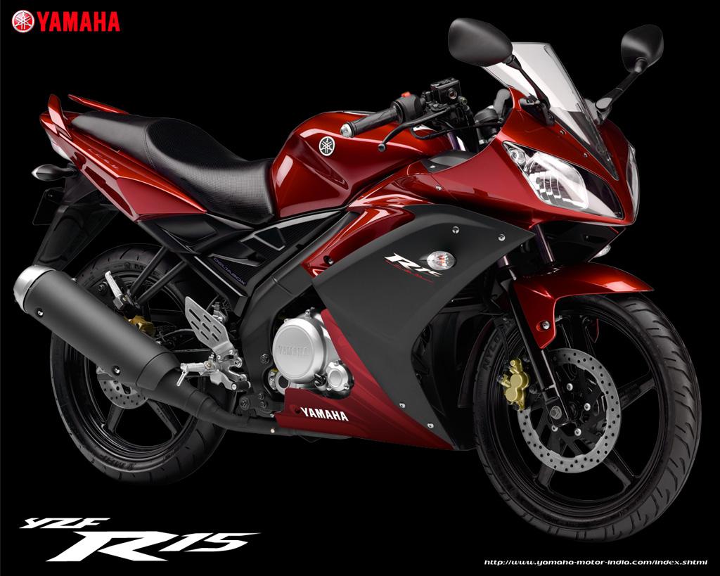 moto yamaha f 15