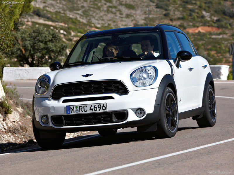 Mini Countryman 2011. Mini Countryman, Mini