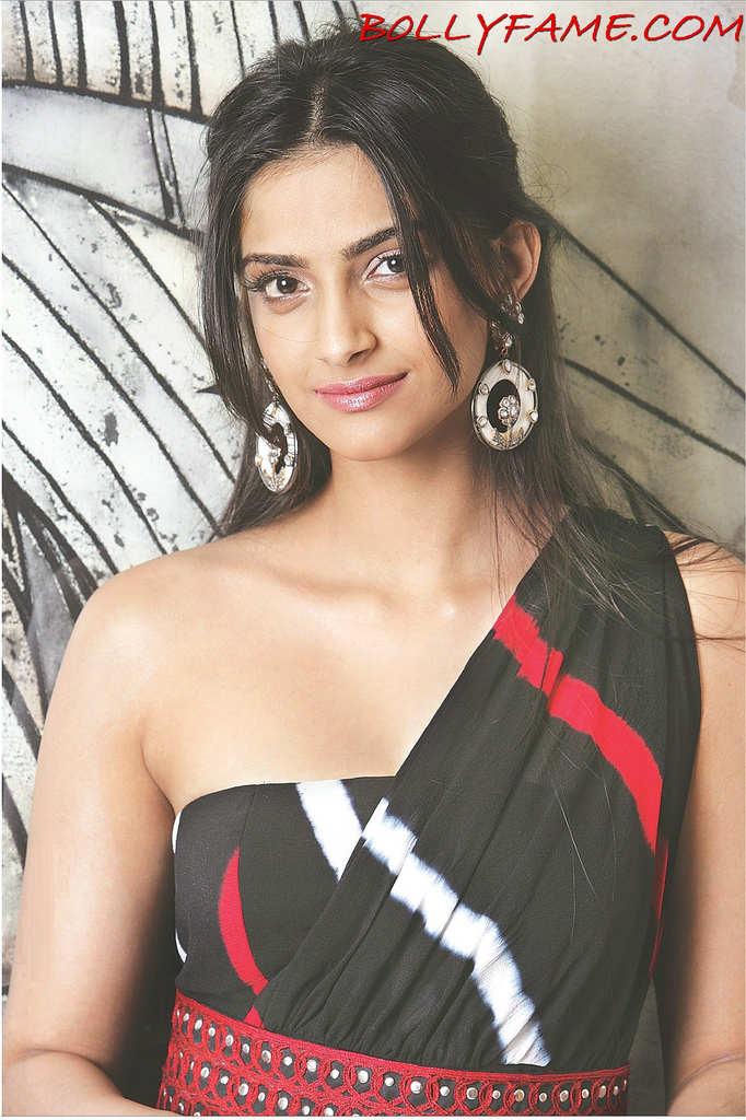Nude sonam kapoor hot question You